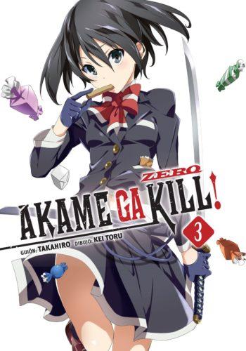 Akame ga Kill! Zero Manga 03