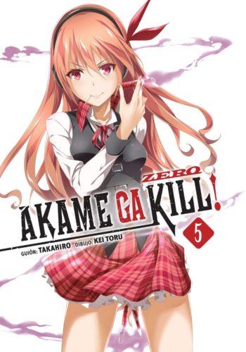 Akame ga Kill! Zero Manga 05