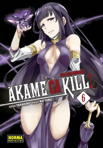 Akame ga Kill! Zero Manga 06