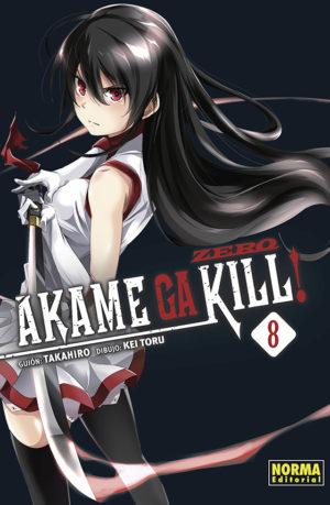 Akame ga Kill Zero Manga 08