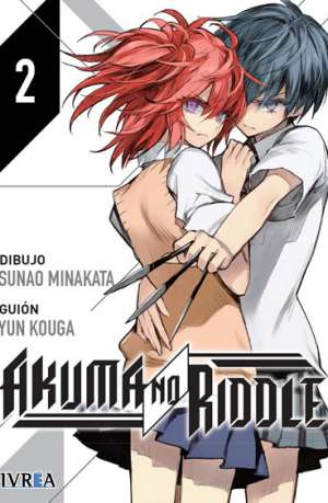 Akuma No Riddle Manga Tomo 2