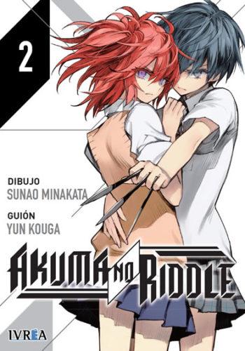 Akuma No Riddle Manga 2