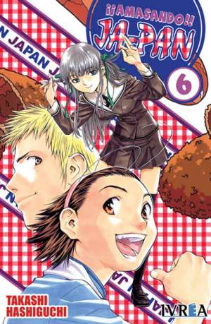 Amasando Ja-Pan Manga Tomo 6