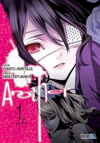 Another manga tomo 1