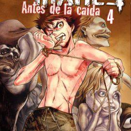 Manga Ataque a los Titanes Antes de la Caida 04