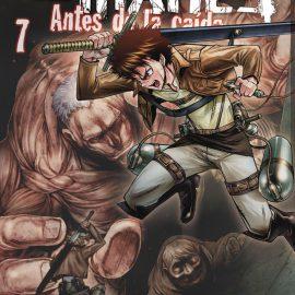 Manga Ataque a los Titanes Antes de la Caida 07