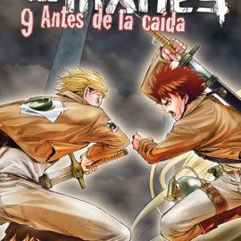 Manga Ataque a los Titanes Antes de la Caida 09