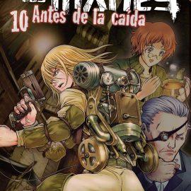 Manga Ataque a los Titanes Antes de la Caida 10