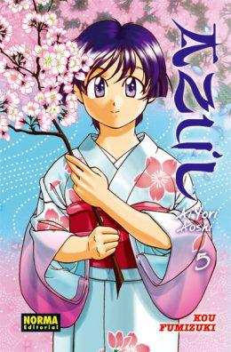Azul Ai Yori Aoshi Manga Tomo 5