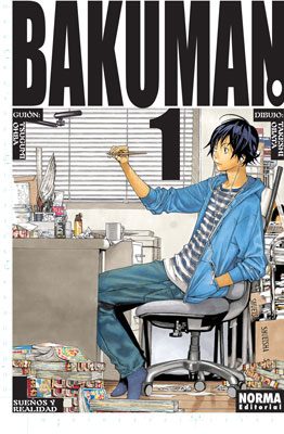 Bakuman Manga Tomo 1