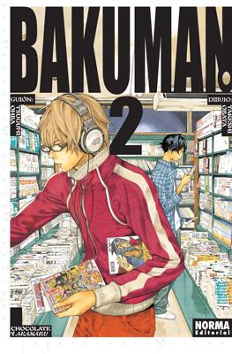 Bakuman Manga Tomo 2