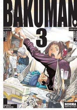 Bakuman Manga Tomo 3