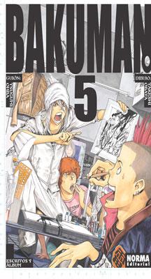 Bakuman Manga Tomo 5
