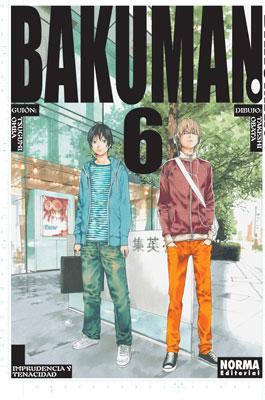 Bakuman Manga Tomo 6