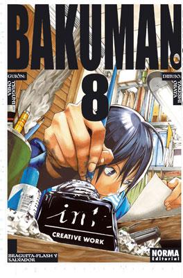 Bakuman Manga Tomo 8