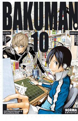 Bakuman Manga Tomo 10