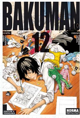 Bakuman Manga Tomo 12