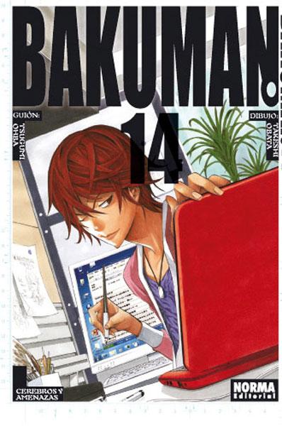 Bakuman Manga Tomo 14