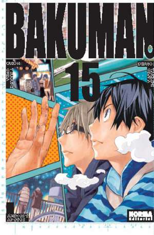 Bakuman Manga Tomo 15
