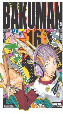 Bakuman Manga Tomo 16