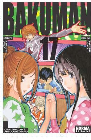 Bakuman Manga Tomo 17