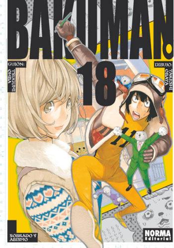 Bakuman Manga Tomo 18