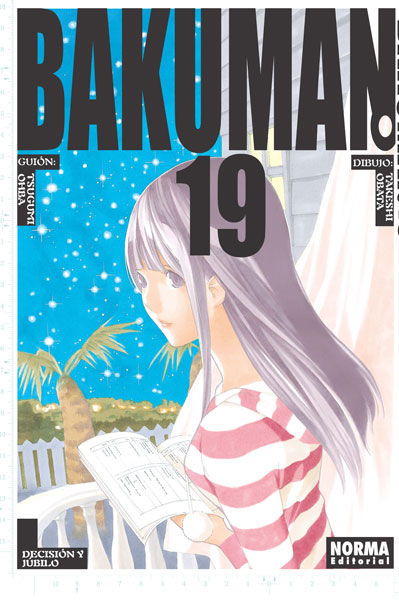 Bakuman Manga Tomo 19