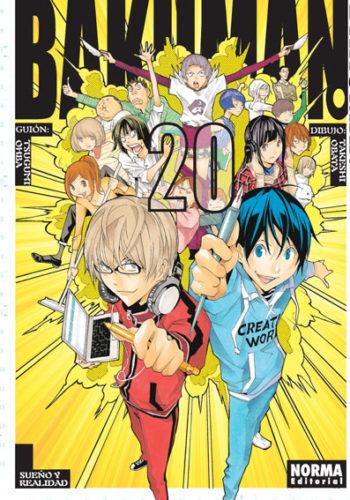 Bakuman Manga Tomo 20