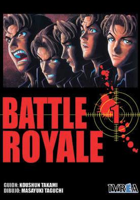 Battle Royale manga tomo 1