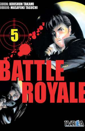 Battle Royale manga tomo 5