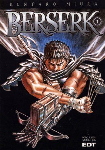 Manga Berserk 01