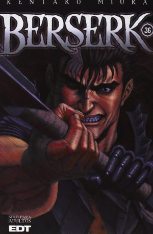 Manga Berserk 36