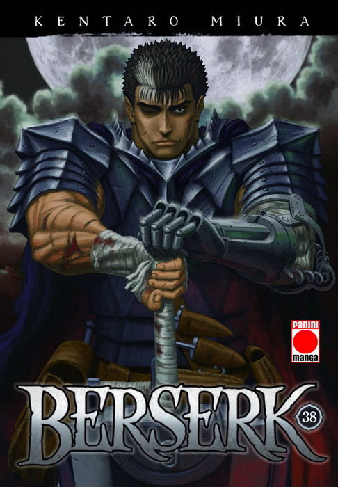Manga Berserk 38