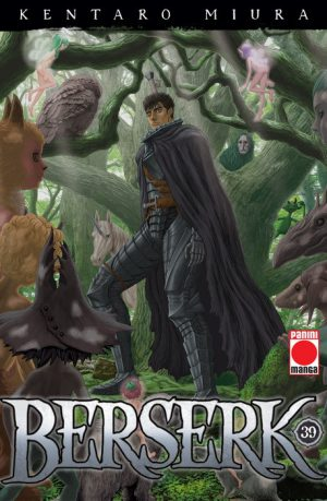Manga Berserk 39