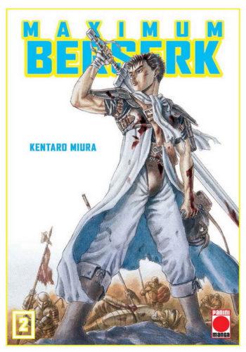 Manga Berserk Maximum 02