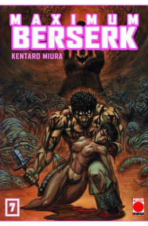 Manga Berserk Maximum 07