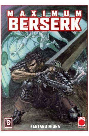 Manga Berserk Maximum