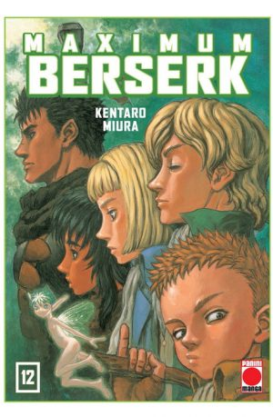 Manga Berserk Maximum 12