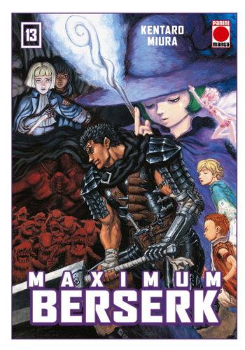 Manga Berserk Maximum 13