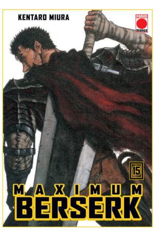 Manga Berserk Maximum 15