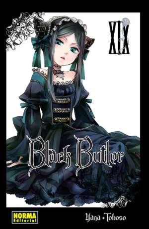 Black Butler manga tomo 19