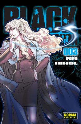 Black Lagoon manga tomo 3