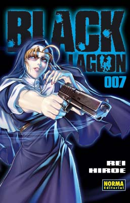 Black Lagoon manga tomo 7
