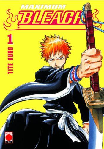 Manga Bleach Maximum 01