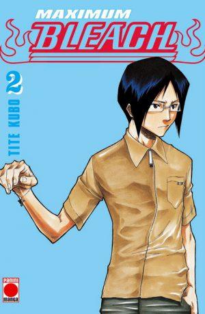 Manga Bleach Maximum 02