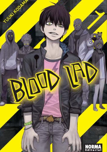 Blood Lad manga tomo 1