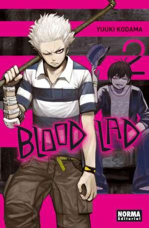 Blood Lad manga tomo 2