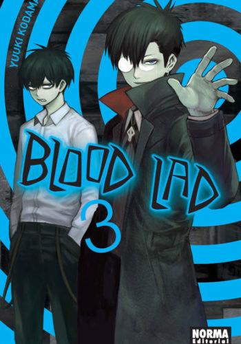 Blood Lad manga tomo 3