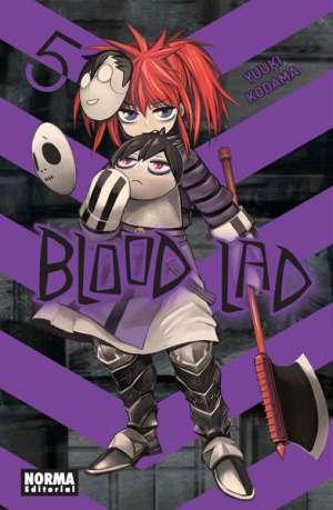 Blood Lad manga tomo 5