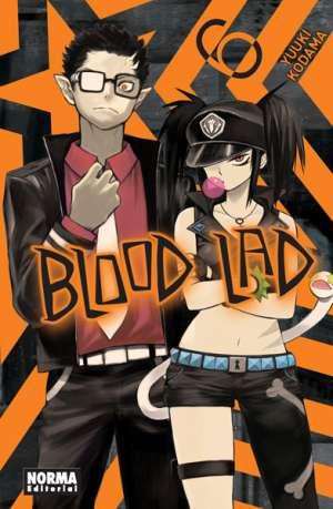 Blood Lad manga tomo 6